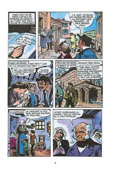 don bosco premier page