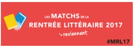 matches rentree litteraire