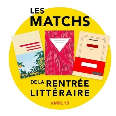 matches rentree litteraire 2018